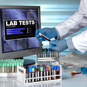 Lab Tests @ home