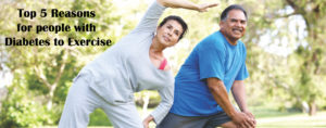 people with Diabetes to Exercise