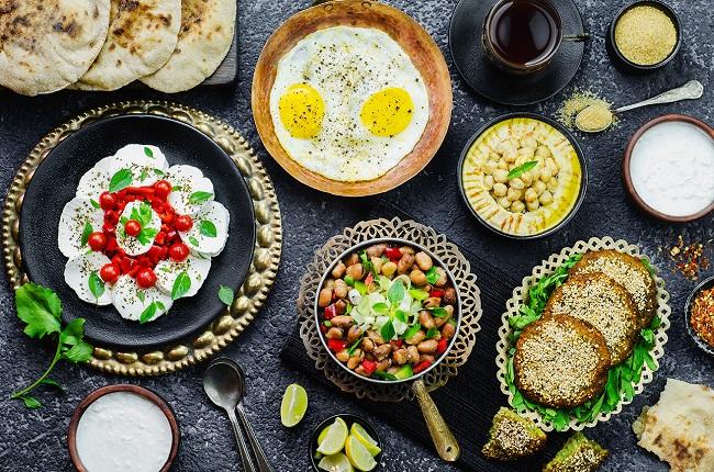 Suhoor Food in Ramadhan
