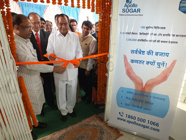 Raipur – Apollo Sugar Clinic Inauguration