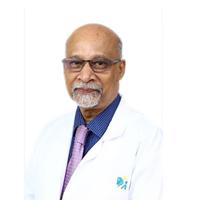 Dr. Shanmuga Sundaram-<ul>  <li>MBBS, MRCP (UK), FRCP (Endocrinology)</li>  <li>Specializes in type 1 & type 2 diabetes, endocrine disorders, thyroid disorders, metabolic diseases, and insulin therapy</li>  <li>Member, Royal College of Physicians (UK)</li> </ul>