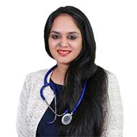 Dr.Tanvi Mayur Patel-Sr. Consultant Diabetologist