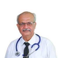 <ul> <li>MBBS, MD, DCH, DNB (Endocrinology)</li> <li>Specializes in type 1 &amp; type 2 diabetes, endocrine disorders, &amp; diabetes complications</li> <li>Won several awards for research papers</li> </ul>