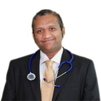 Dr. Rajesh Kesavan-<ul>