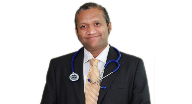 Consultant Podiatric Surgeon
