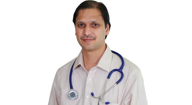 Consultant Internal Medicine