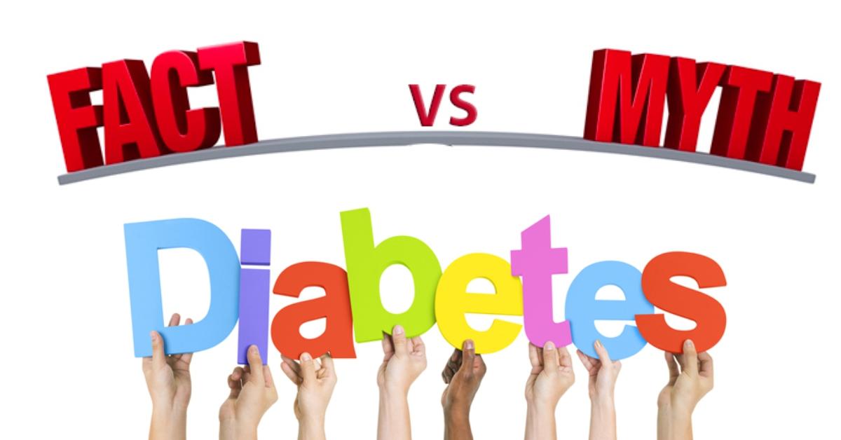 Diabetes myth & fact