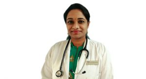 Dr. A. Samhitha Reddy-