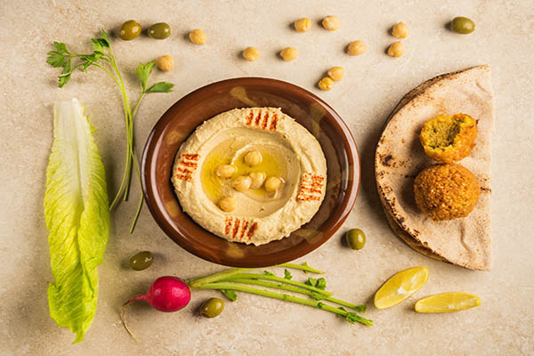 Middle Eastern diet for diabetes