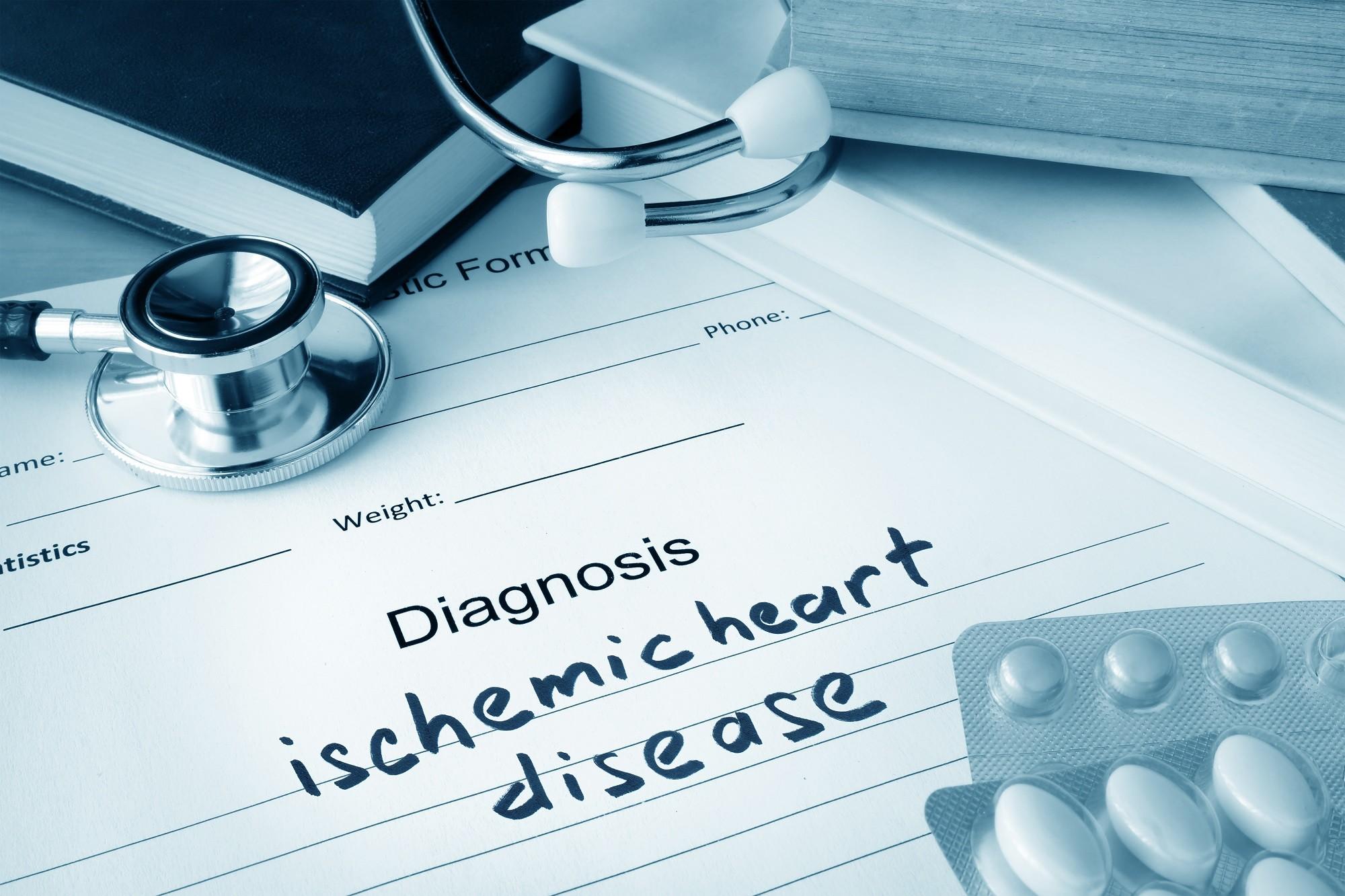 Ischemic heart disease diagnosis