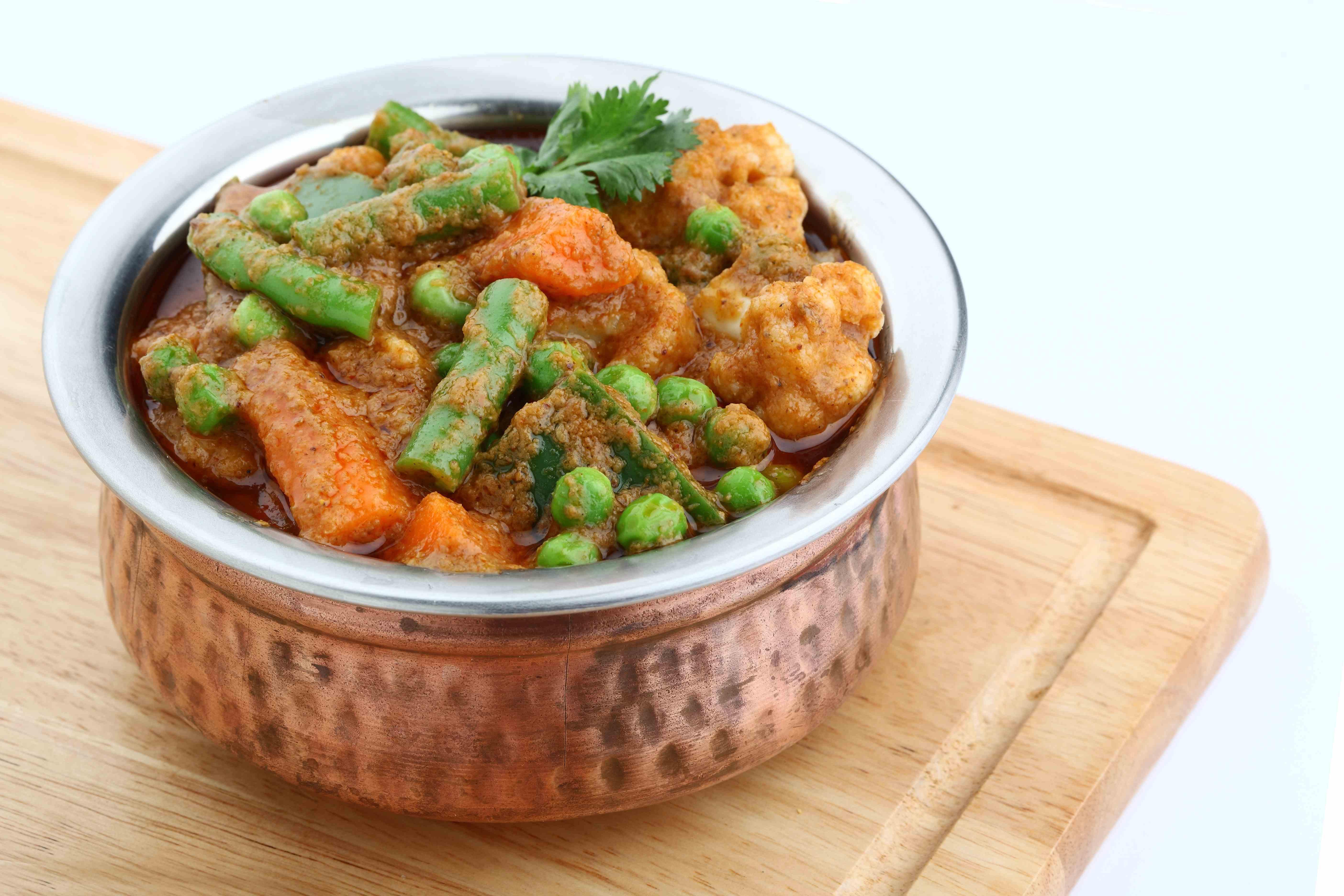Beans Potato Curry