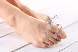 Symptoms of ingrown nails in diabetes