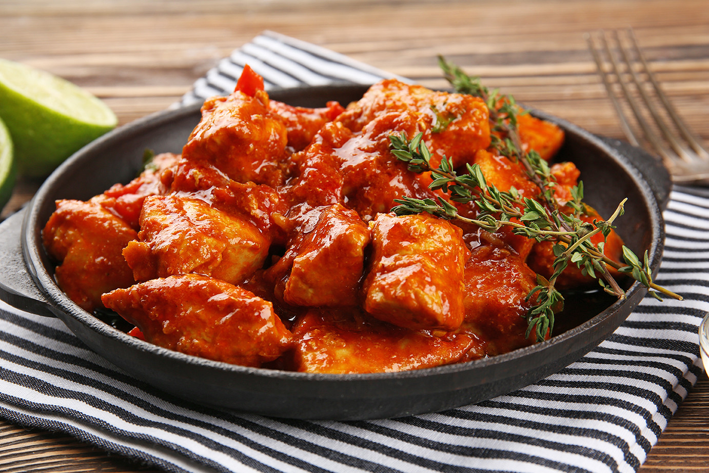 Indian Chicken curry calories