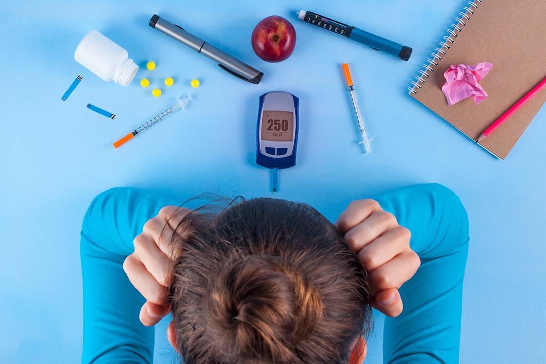 Depression and anxiety in Type 1 Diabetes