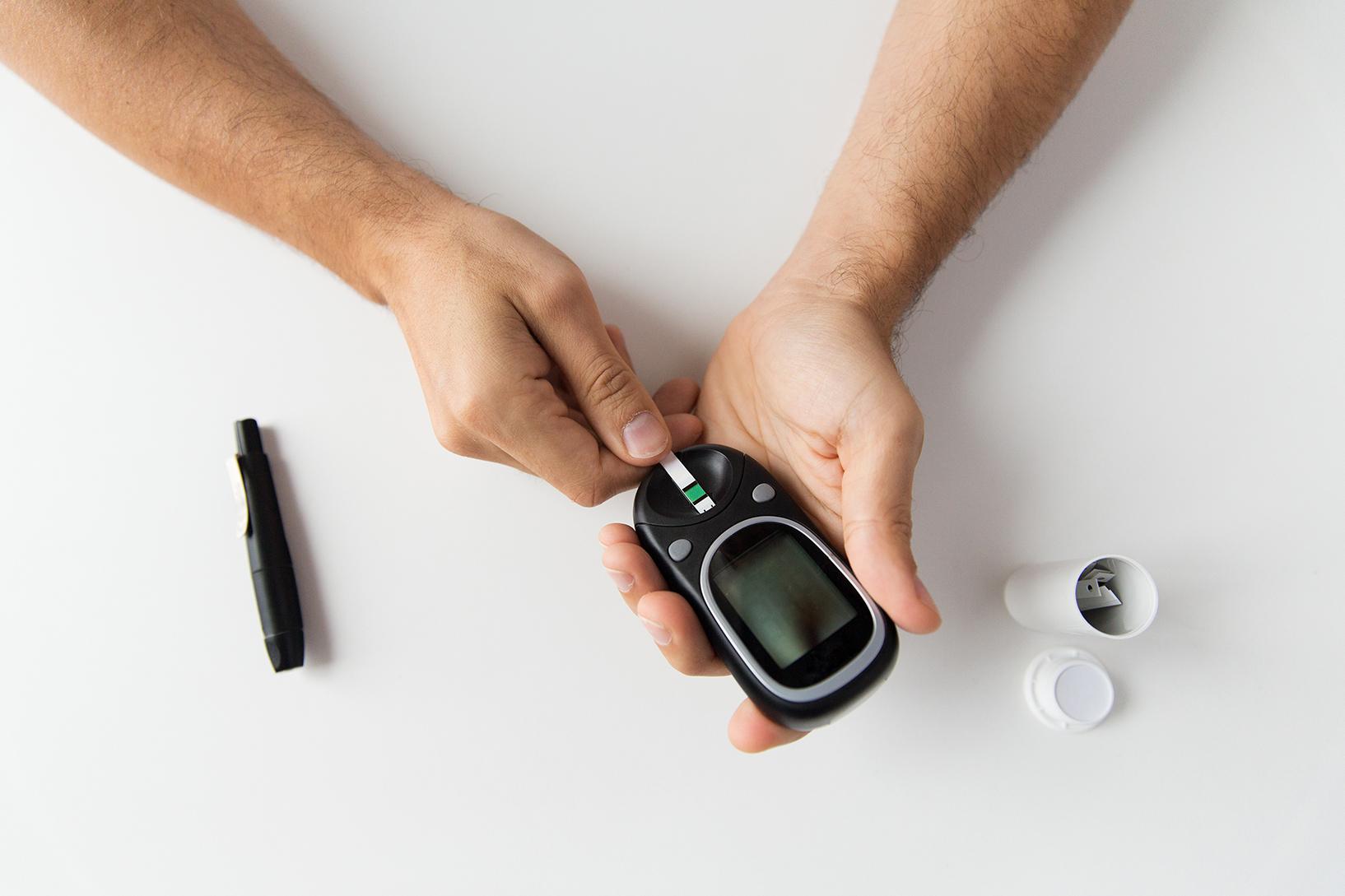 signs of diabetes in men