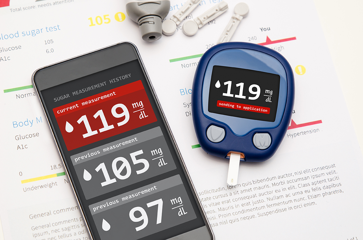 How to Check blood sugar from home