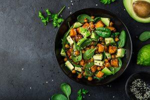 Diabetic Diet - Salads